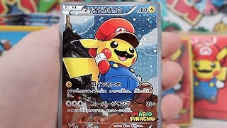 Opening A Pikachu Mario Collection Box! by Unlisted Leaf