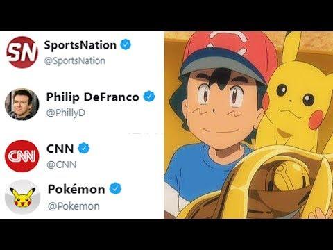 Ash Ketchum Finally Becoming Pokemon League Champion GOES VIRAL!