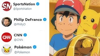 Ash Ketchum Finally Becoming Pokemon League Champion GOES VIRAL! by Verlisify