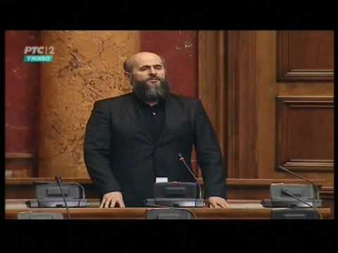 Predsjednik SPP-a dr. Zukorlić u Skupštini o zakonima iz oblasti prosvjete