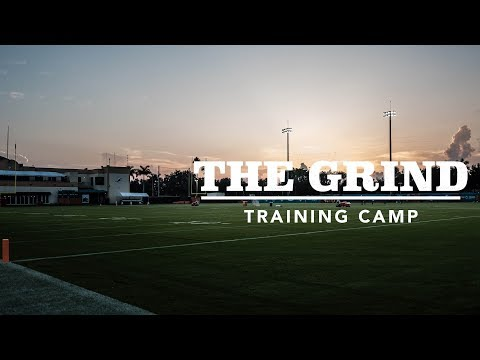 All Access - Miami Dolphins Training Camp | The Grind