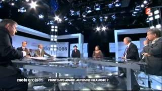 Mots Croisés Printemps arabe, automne islamiste?- 31.10.2011