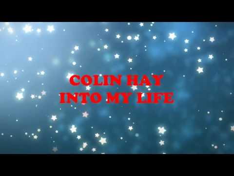 Into my life - Colin Hay - Lyrics