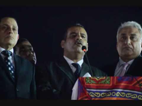 محمود الداخلى نقيب جنوب الجيرة يعلن ثقته فى النقيب ومجلسه