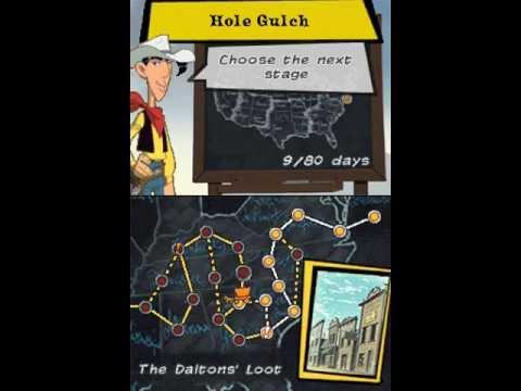 Lucky Luke : Les Dalton Nintendo DS