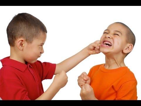 How to Handle Violent Behavior   Child Psychology
