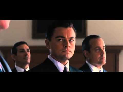 The Wolf of Wall Street - FBI Arrest Scene(Mrs Robinson Scene)+Ending Scene