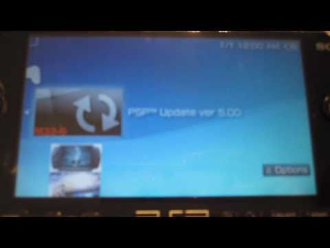 download pro update for psp 6.60