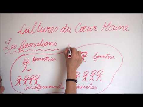 Présentation de Cultures du Coeur Pays de la Loire