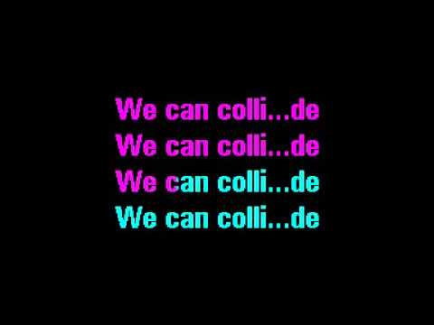 Leona Lewis-Collide (karaoke – full version)