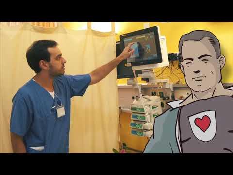 An alle Super-PflegerInnen: werde ein Kardioheld!