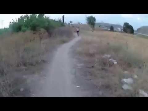 En bici Madrid Río, Parque del Manzanares y más río