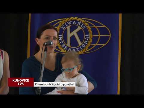 TVS: Kunovice - Aukce Kiwanis panenek