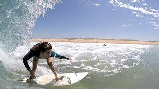 Girls Surf Camp  Capbreton WASA
