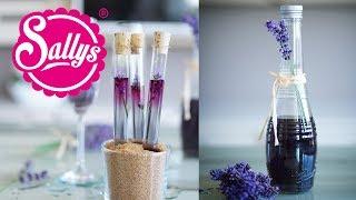 http://www.sallys-blog.deAus den gut riechenden Blüten kannst du einen Lavendelsirup herstellen, mit dem man Limonade oder einen Sekt verfeinern kann oder ihn auch zum Backen verwenden kann. Der Sirup ist auch eine tolle Do it Yourself-Geschenkidee.MEINE PRODUKTE: http://www.sallys-shop.deMeine Küchenmaschinen Top Angebote Kitchenaid & Kenwood: https://sallys-shop.de/kuechenmaschinen.html Sallys BACKBUCH: https://sallys-shop.de/buecher/sallys-classics-klassische-und-moderne-kuchen-und-torten.htmlSallys KOCHBUCH:https://sallys-shop.de/buecher/sallys-kochbuch-rezepte-fuer-kinder-1269.htmlSanapart: https://sallys-shop.de/san-apart-zum-sahnesteifen.htmlVanilleextrakt:https://sallys-shop.de/natuerliches-vanille-konzentrat-mit-samen-530.htmloriginal Sally Produkte:https://sallys-shop.de/sallys.htmlZitruspresse: https://sallys-shop.de/zitronenpresse.htmlMeine Sets: https://sallys-shop.de/sets.htmlMeine Silikonhelfer: https://sallys-shop.de/sonstige-werkzeuge.html?cat=69__Mein Name ist Sally. Ich bin 28 Jahre alt und von Beruf Lehrerin. In meiner Freizeit liebe ich es zu kochen und zu backen. Ich drehe Koch- und Backvideos und gebe nützliche Tipps für den Haushalt. Mindestens jeden Mittwoch, Freitag und Sonntag dürft ihr euch über ein neues Video von mir freuen! Auch Do it Yourself Videos, Sally On Tour und weitere Videos findet ihr bei mir.Homepage: http://www.sallyswelt.deShop: http://www.sallys-shop.deFacebook: http://www.facebook.com/sallystortenweltInstagram: http://instagram.com/sallystortenweltBlog: http://www.sallys-blog.deKontakt: info@sallystortenwelt.deSallys Shop GmbH & Co. KGLindenhofplatz 1178727 Oberndorf am Neckar Deutschland