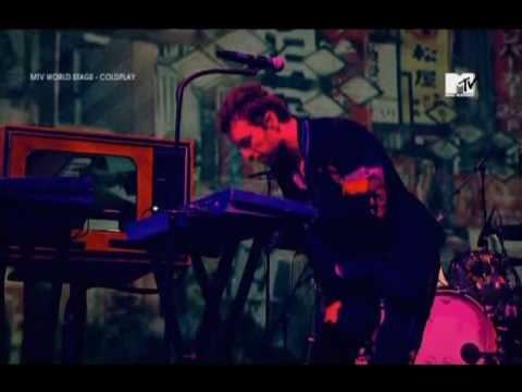 Coldplay - Lovers In Japan (Live Tokyo 2009) (High Quality Video) (HQ)