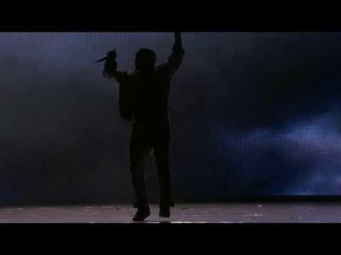 Kanye - Touch the Sky, LIVE Made in America, Philly