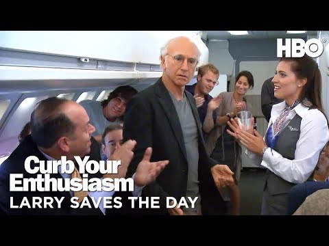 Curb Your Enthusiasm Season 9 Promo 'Larry David Saves the Day'
