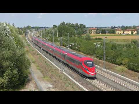 Italian high speed trains