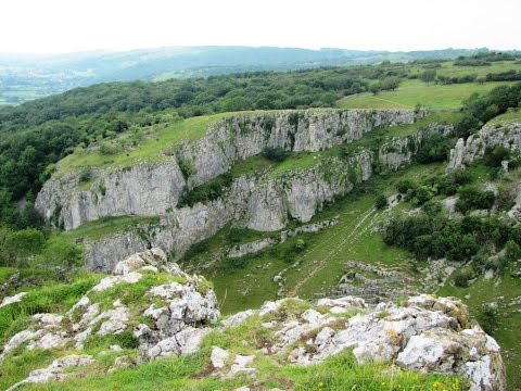 Cheddar Gorge Round | somerset  Walks