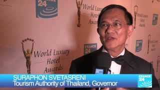 WLHA 2013 - Interview Of Suraphon Svetasreni Tourism Authority Of Thailand Governor