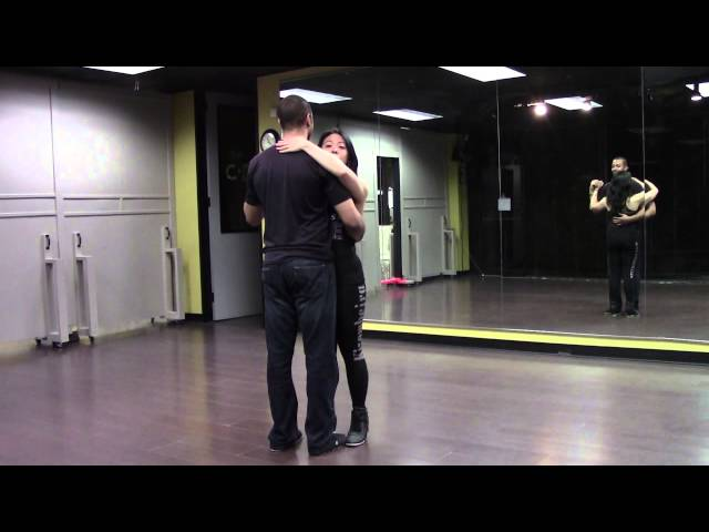 Kizomba Harmony Tutorial - The Kizomba Connection by Monica Kay and Billy Beginner Intermediate