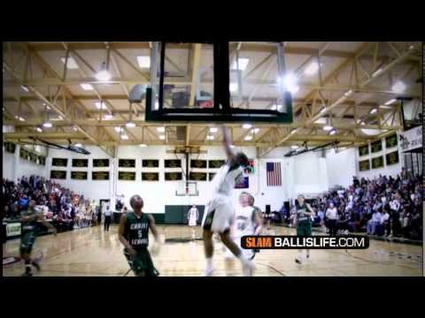 6'4 Anton Gill Bouncy Guard Official Junior Year Mixtape!! Louisville Bound SG Has Game!