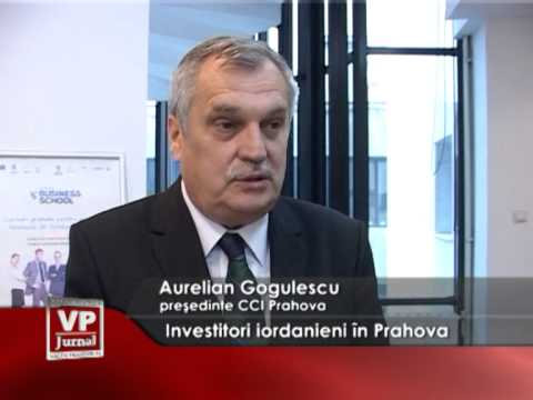Investitori iordanieni în Prahova