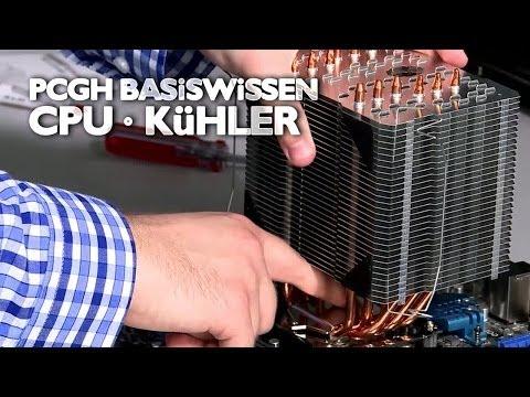 CPU-Kühler einbauen und montieren   PCGH-Basiswissen