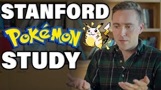 YOUR BRAIN IS DIFFERENT IF YOU PLAY POKEMON?! Standford Pokemon Study by Verlisify