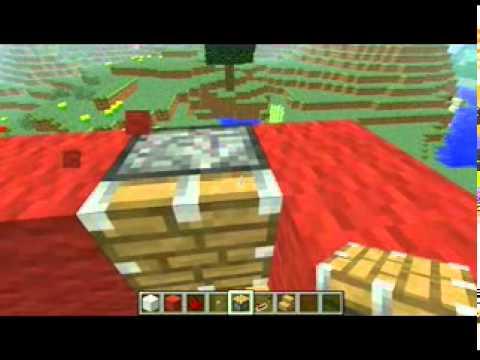 Minecraft Asansör Yapımı