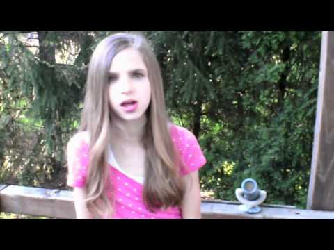 Already Gone - Kelly Clarkson - Cover by 11 Yr Old Madi :)