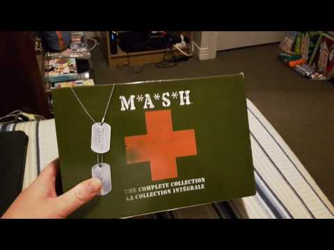 M.A.S.H. Box set and Criterion Blu Ray Unbubbling 05/23/17