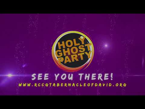 JUNE 2017 Holy Ghost Party