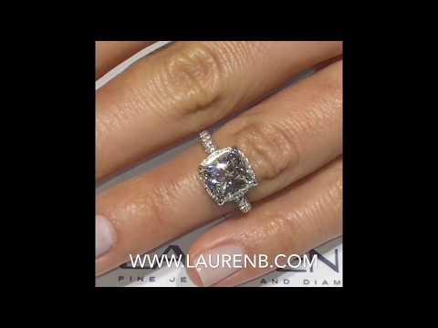 3 Carat Princess Diamond