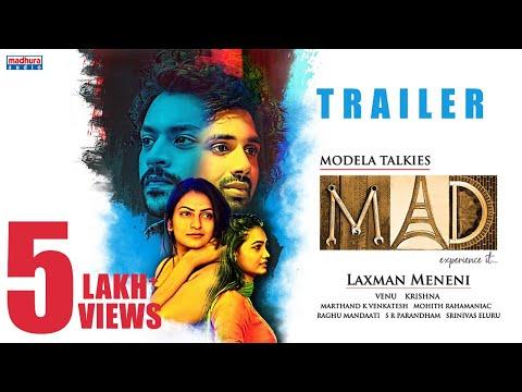 MAD Theatrical Trailer | Laxman Meneni | T Venu Gopal Reddy | Krishna Reddy | Madhura Audio