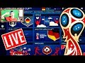 FIFA 18 MOBILE LIVE 😱🔥 WORLD CUP EVENT!!!