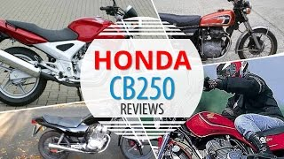 9. WATCH NOW!!HONDA CB250 Motorcycle Reviews