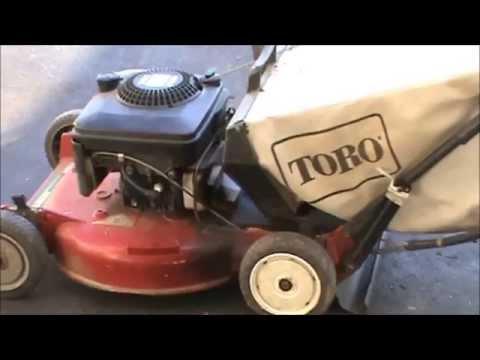 craftsman 6.75 hp self propelled lawn mower manual