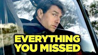 Video Mission Impossible Fallout BREAKDOWN - Details You Missed! MP3, 3GP, MP4, WEBM, AVI, FLV Oktober 2018