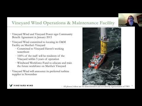 Martha's Vineyard Residents: Earn Your Offshore Wind Tech Certificate - Info Session - ACE MV