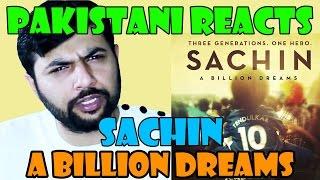 Video Pakistani Reacts to Sachin : A Billion Dreams MP3, 3GP, MP4, WEBM, AVI, FLV Oktober 2017
