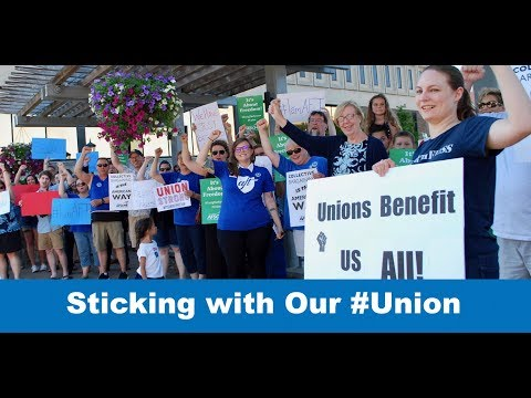 Recommitting to a Strong Voice for Working People