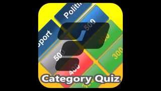Category Quiz (Trivia) YouTube video