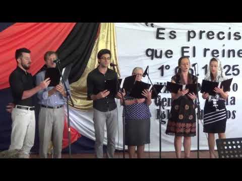 Versos de amor - Grupo Resistencia, Chaco - Canten del Amor de Cristo