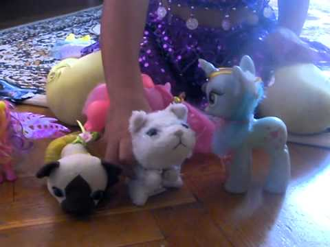 В Понивиль приехала новая пони! - YouTube