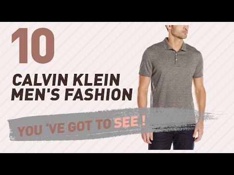 Calvin Klein Polo For Men // New & Popular 2017