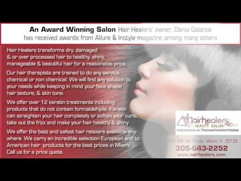 Hair Healers Beauty Salon – Miami Doctors TV Network