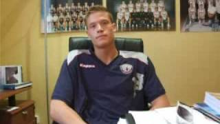 Jonas Jerebko Interview