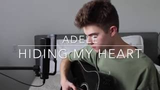 Download Lagu Adele - Hiding My Heart (Cover by Jay Alan) Mp3